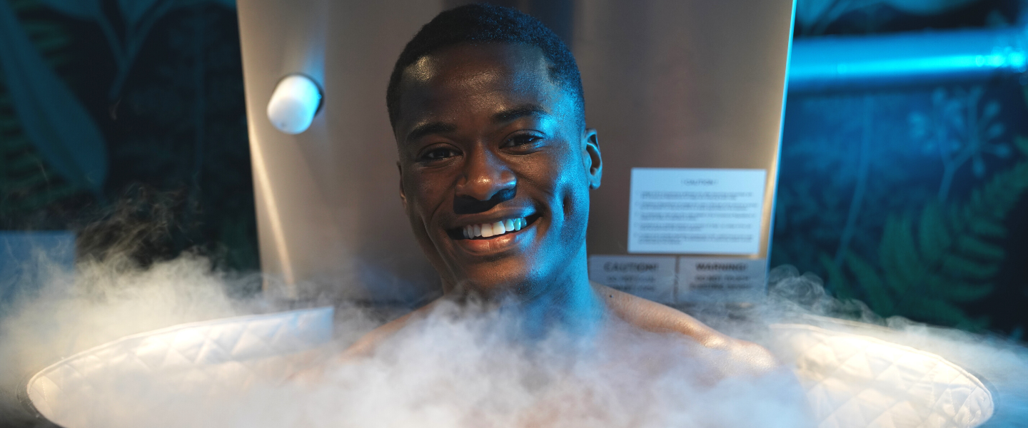 Whole Body Cryotherapy main image