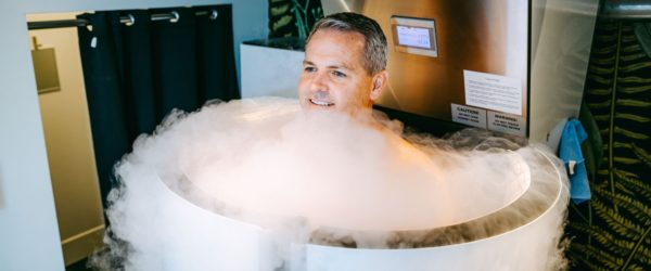 Whole Body Cryotherapy image